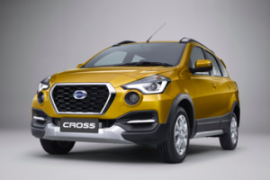 DATSUN CROSS В ИНДОНЕЗИИ